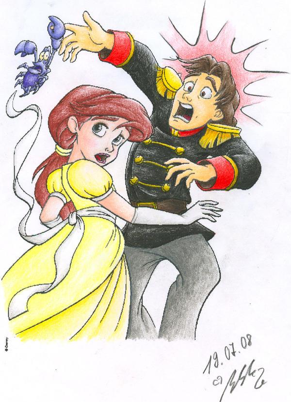 Melinda and the Prince by YummingDoe4