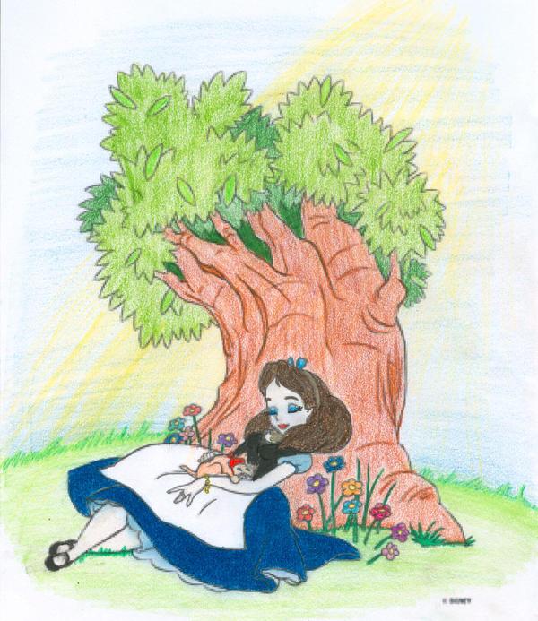 New Alice by YummingDoe4