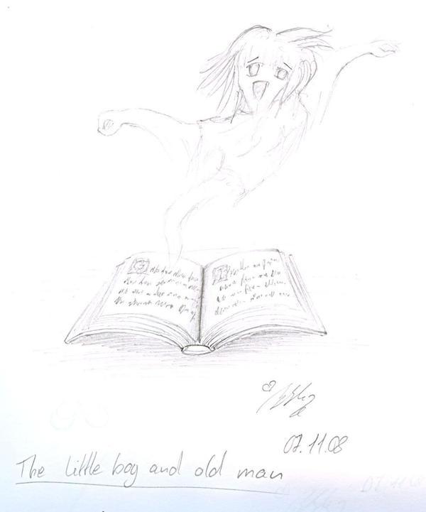 Bookghost by YummingDoe4