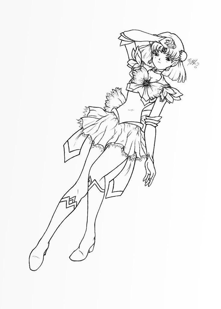 Sailor Inner moon Crystal Star by YummingDoe4