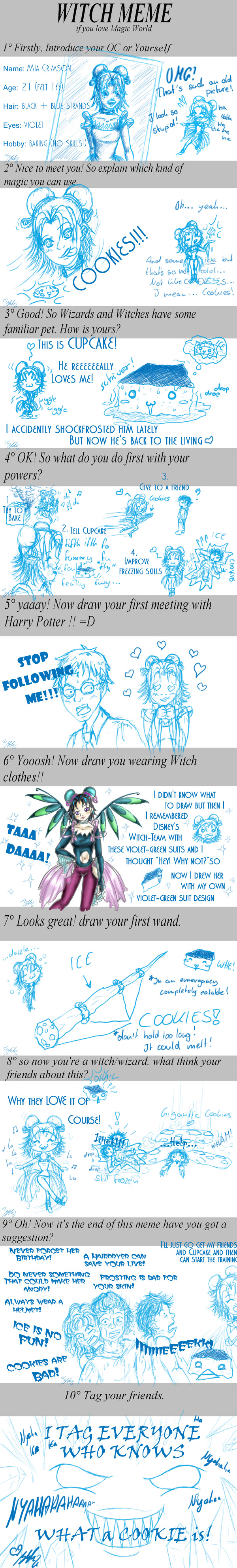 Witch Meme by YummingDoe4