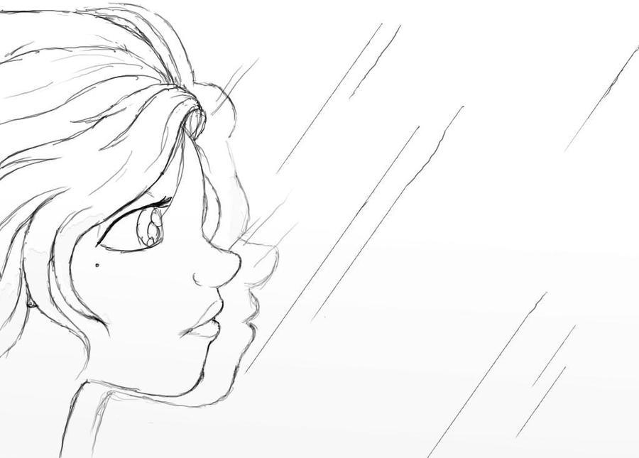 The girl 2 by YummingDoe4