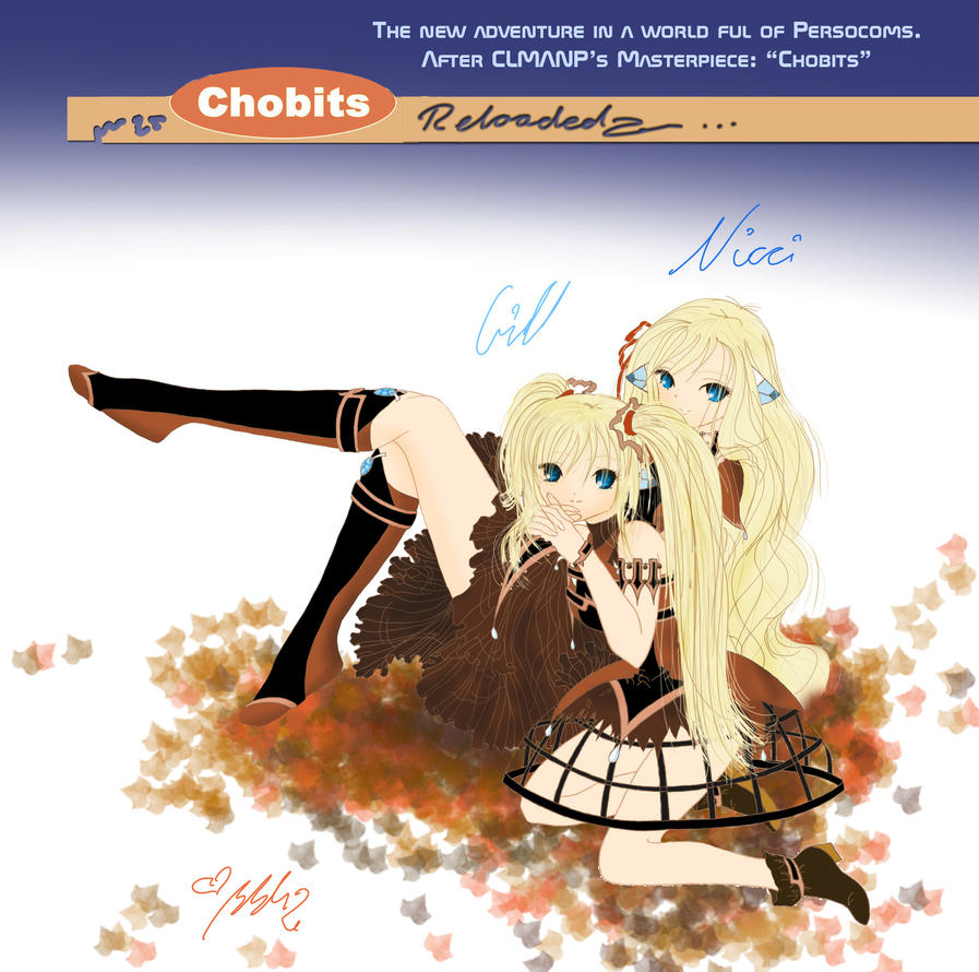 Chobits reloaded N-G by YummingDoe4