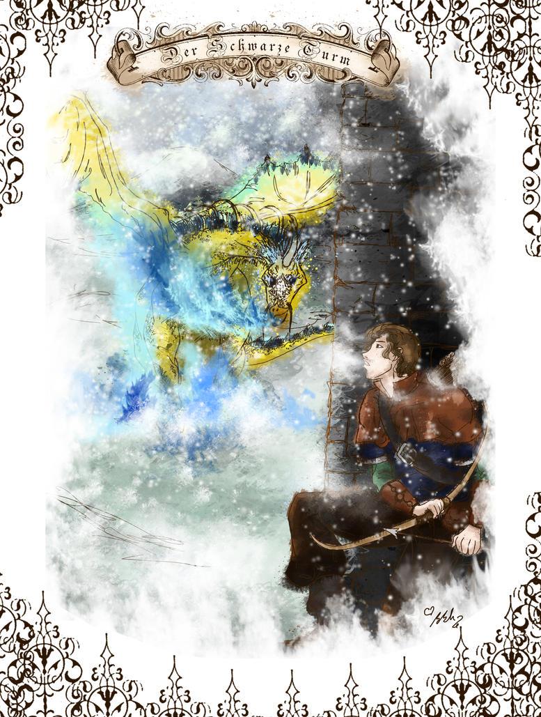 Seaker and Dragon by YummingDoe4