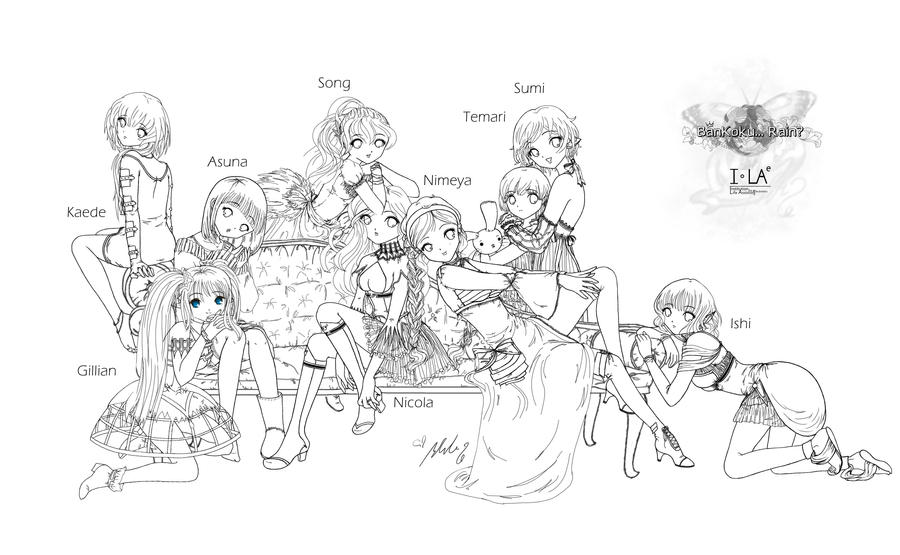 BKR Family Picture by YummingDoe4