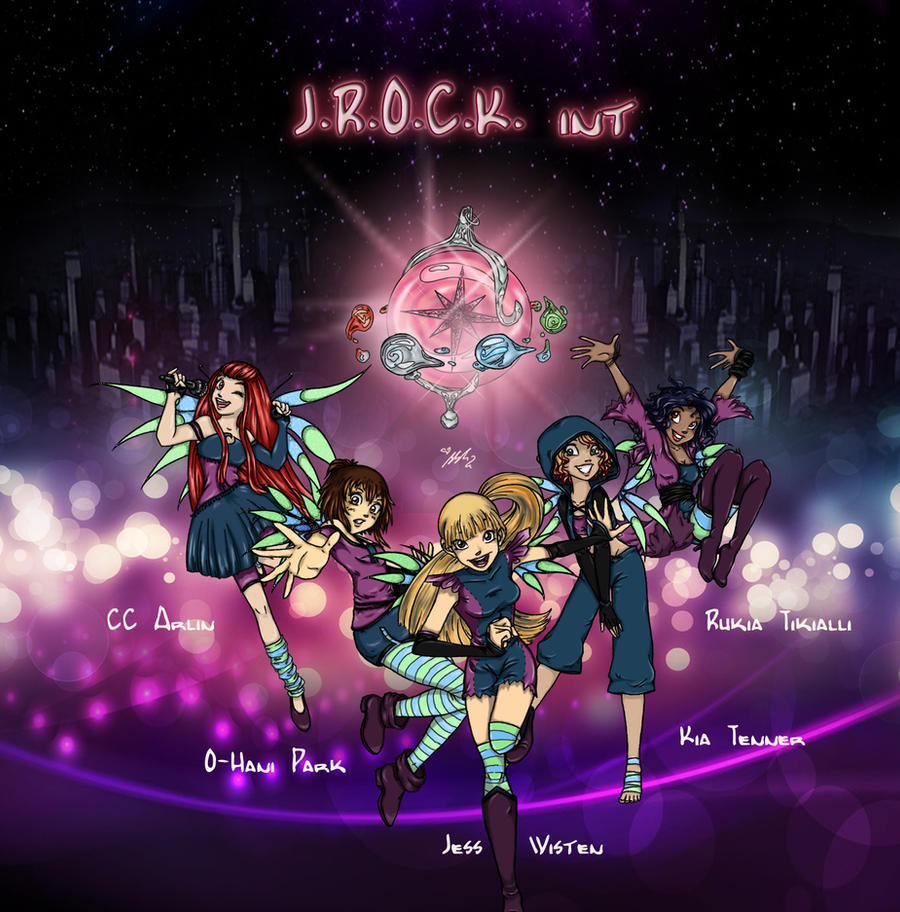 JROCK - Meet WITCH 2G by YummingDoe4