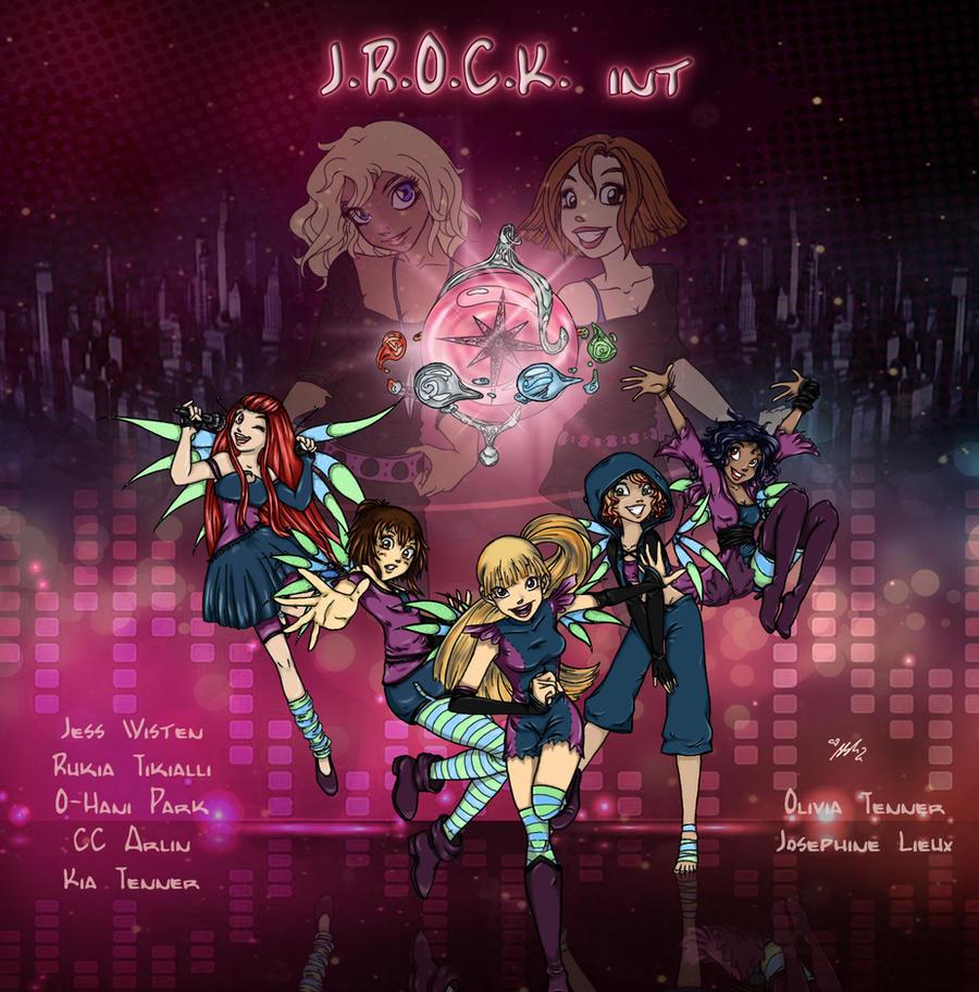 JROCK int - Meet WITCH 2Gen by YummingDoe4