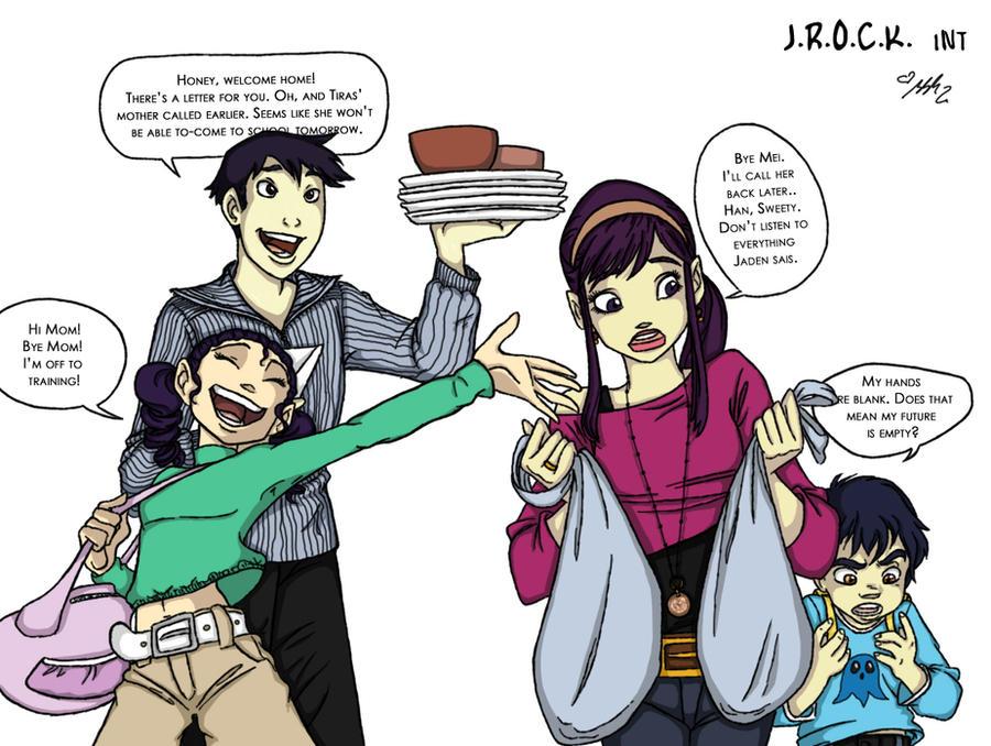 Hay Lins Family by YummingDoe4