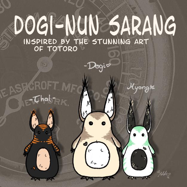 Dogi Dogi! by YummingDoe4
