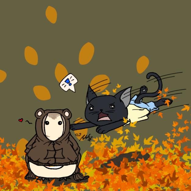 Cute imposer! by YummingDoe4