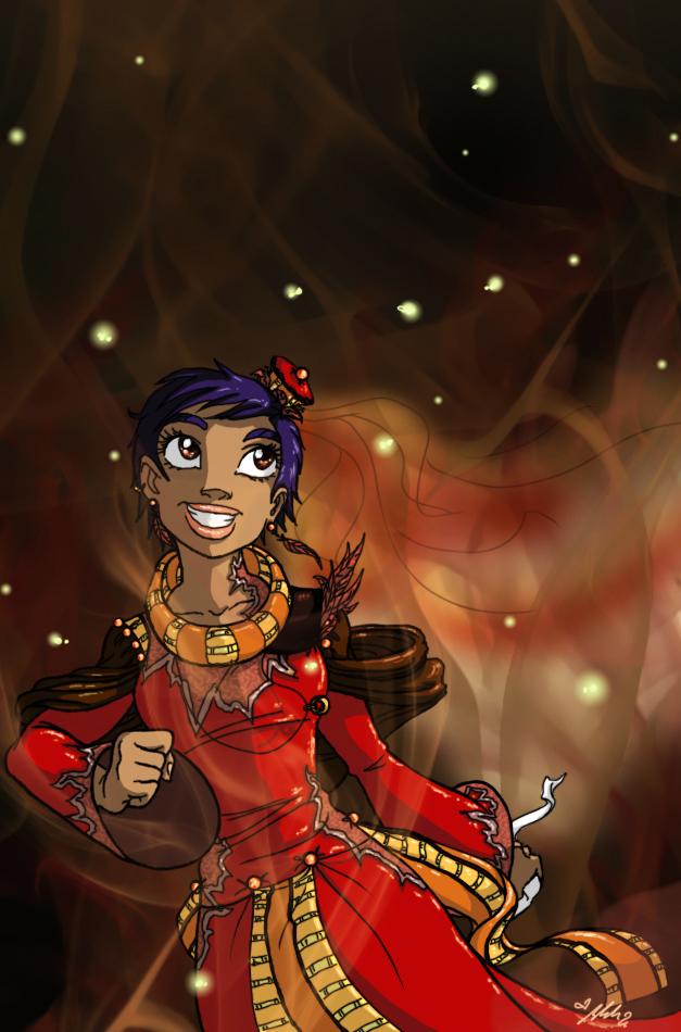 Taranee Royal by YummingDoe4