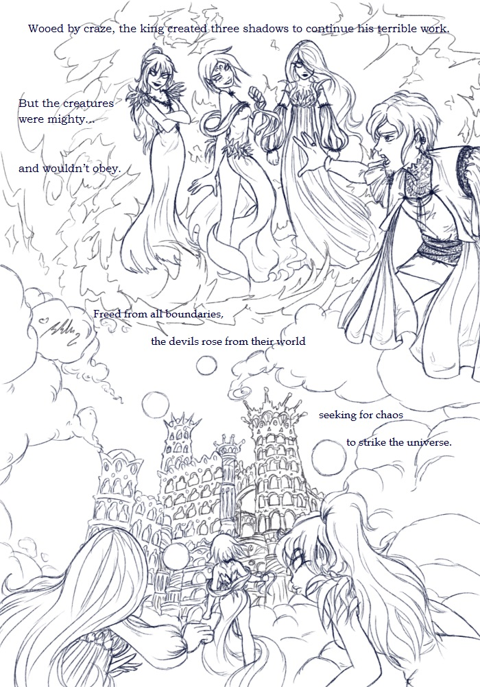 Yunesse01 LineArt by YummingDoe4