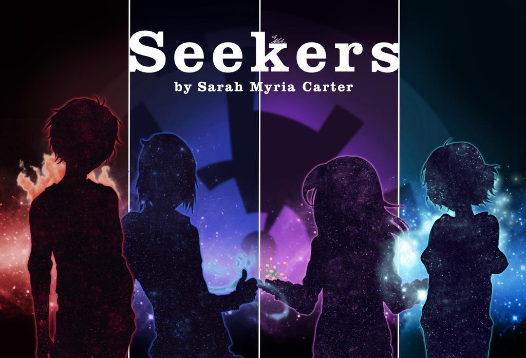 Seekers Logo by YummingDoe4