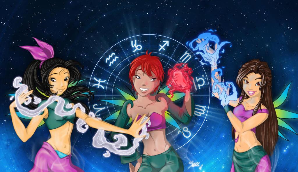 Zodiacs - [COM] by YummingDoe4