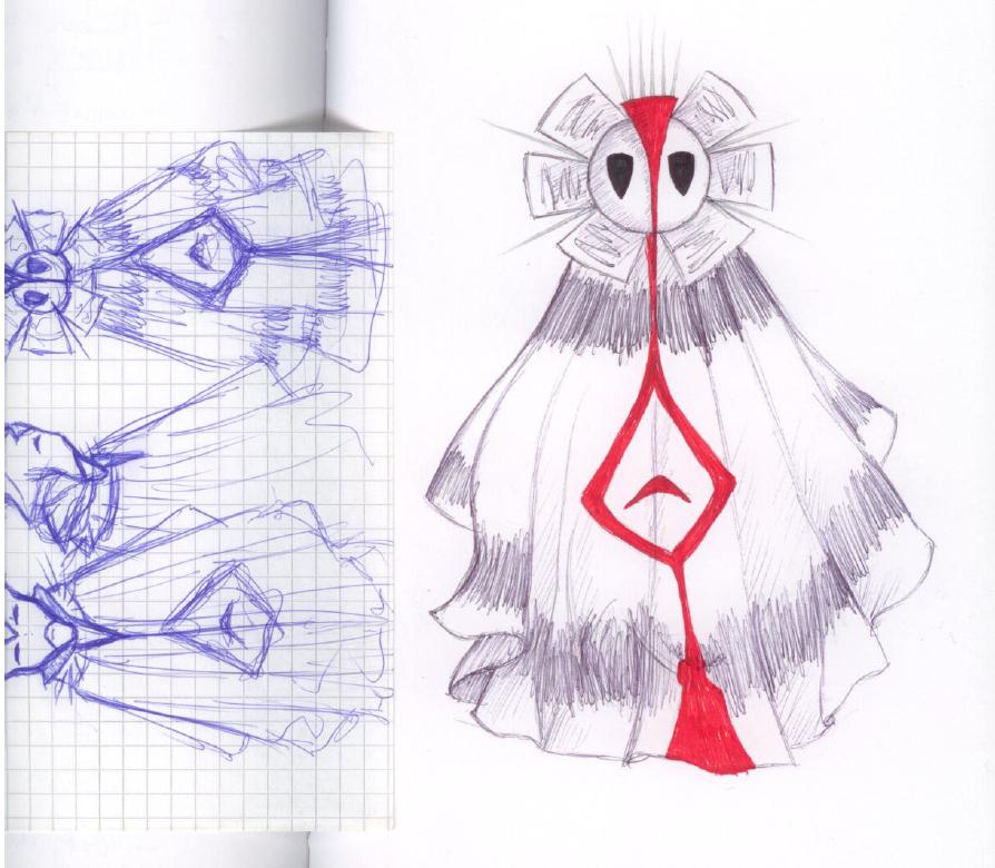 CHYKN - Eyelurker Sketch by YummingDoe4