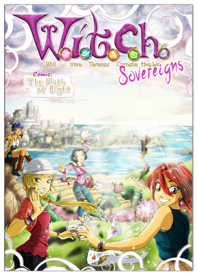 W.i.t.c.h. Sovereigns Comic!