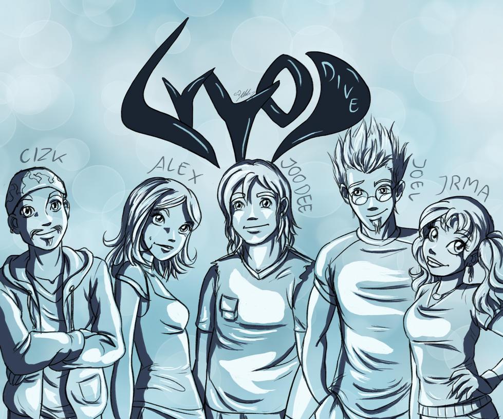 Irma's Band Cryo Dive by YummingDoe4