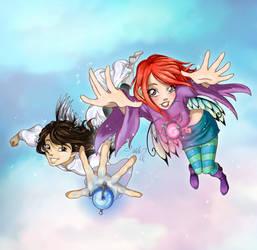 Magic Skies - Two Hearts