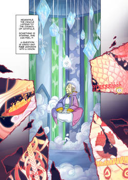 WITCH Sovereigns - I01 Page 13