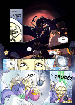 WITCH Sovereigns - I01 Page 14
