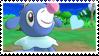 Popplio Stamp by Rhoola
