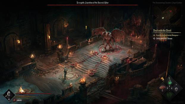 Erzegoth - RPG Concept Art