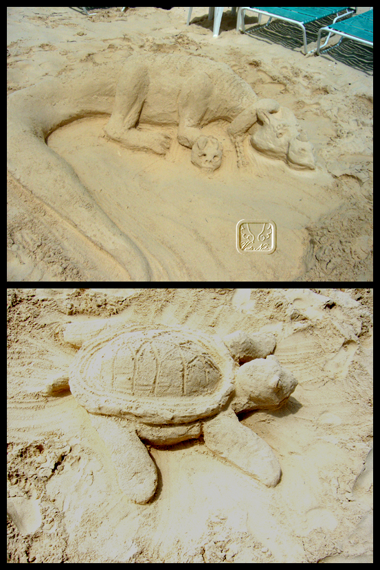 Bermuda Sand Beasts by VesteNotus
