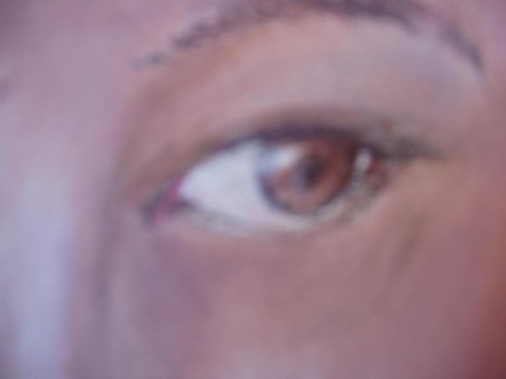 Closeup on EYE by VesteNotus