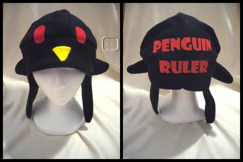 Penguin Ruler Hat by VesteNotus
