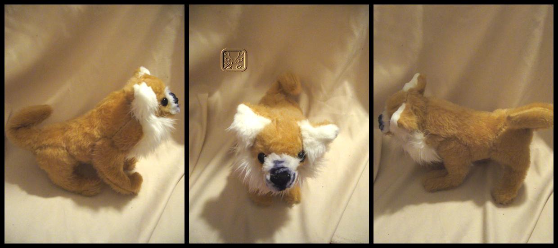 Fifi the Chihuahua Plush by VesteNotus