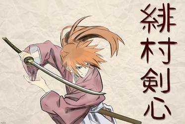 New Rurouni Kenshin by asemharun