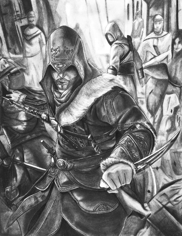 Assassin's Creed Revelations by asemharun