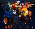 Young Justice Invasion Tribute