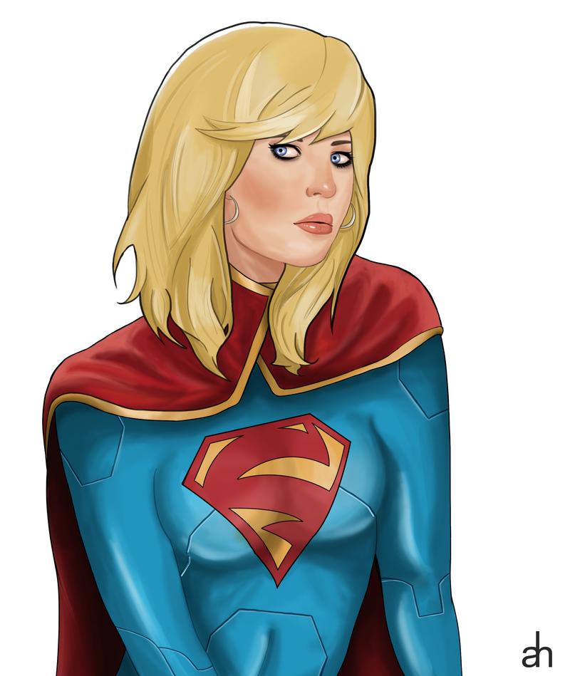 Supergirl   Kara Zor-El by asemharun