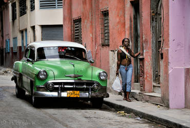 Colours Of Cuba by Talkingdrum