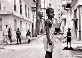 Havana Street by Talkingdrum