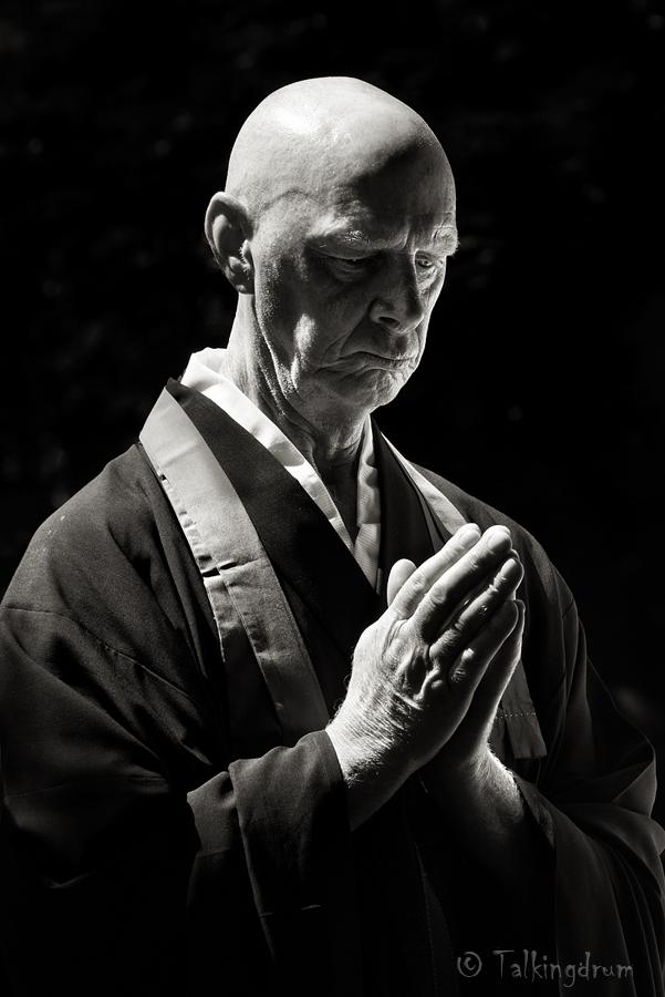 Bhikkhu by Talkingdrum