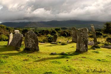 Stone Circle by Talkingdrum