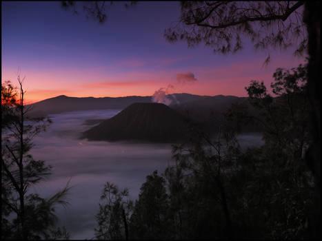 Mount Bromo at Dawn