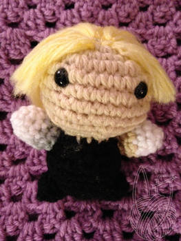 Edward Elric - front side