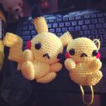 Pikachu wip