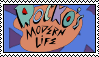 f2u rocko's modern life stamp by CodeKelly