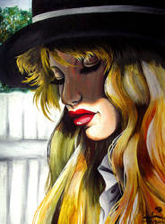 Taylor Swift - Red by ArtsyVana