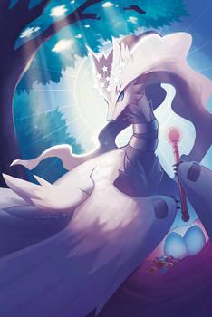 reshiram: the empress