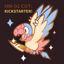 [PKMN PIN KS-NOW LIVE!!] archen with a knife