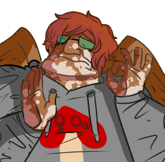 When the richjake angst hits just right by Miodeer