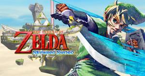 The Legend of Zelda Skyward Sword - Wallpaper