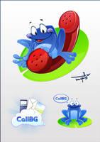 CallBG Logo by berov