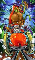 Santa by berov