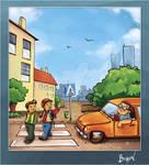 Safety book illustration 01